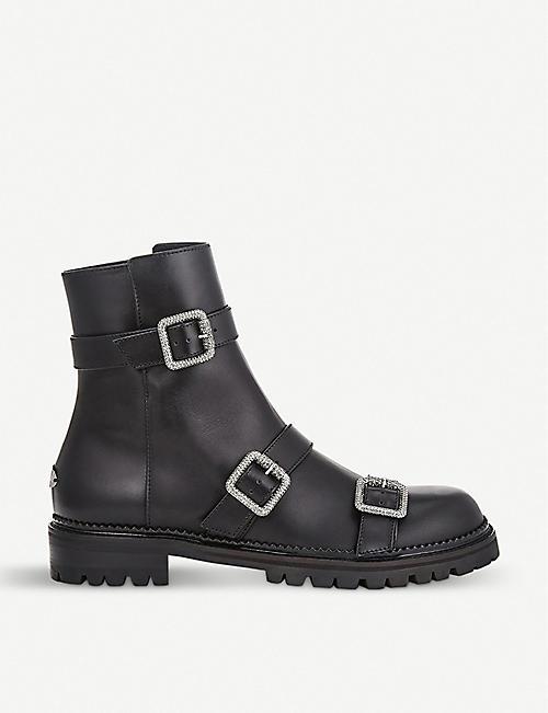 b1accfb415d5 JIMMY CHOO - Boots - Womens - Shoes - Selfridges