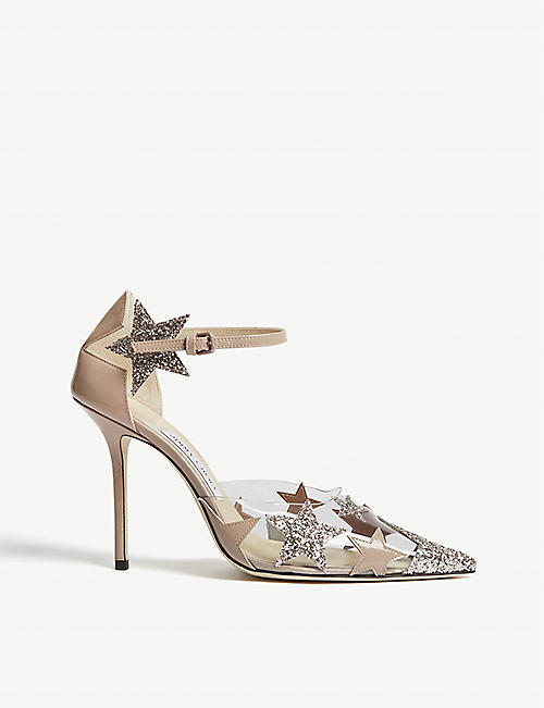 34e1ef473247 JIMMY CHOO Dazzle 100 pump