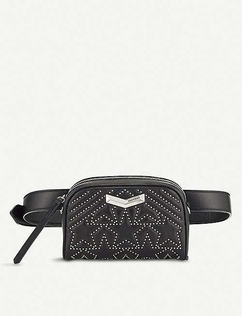 28b7a14fb74 JIMMY CHOO - Belt bags - Womens - Bags - Selfridges | Shop Online