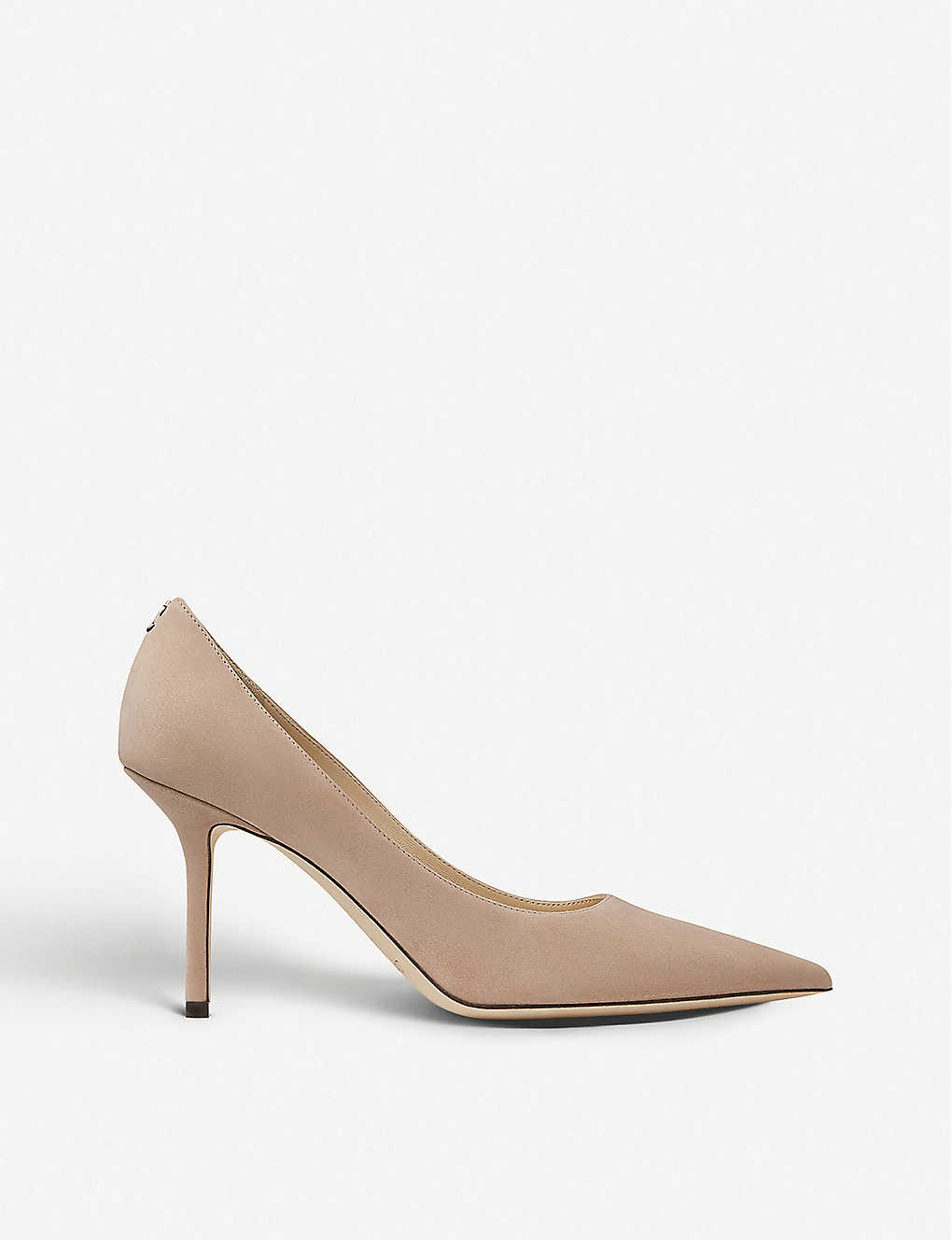 JIMMY CHOO: Love 85 suede courts