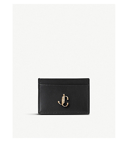 Jimmy Choo Cardholders Umika leather card holder