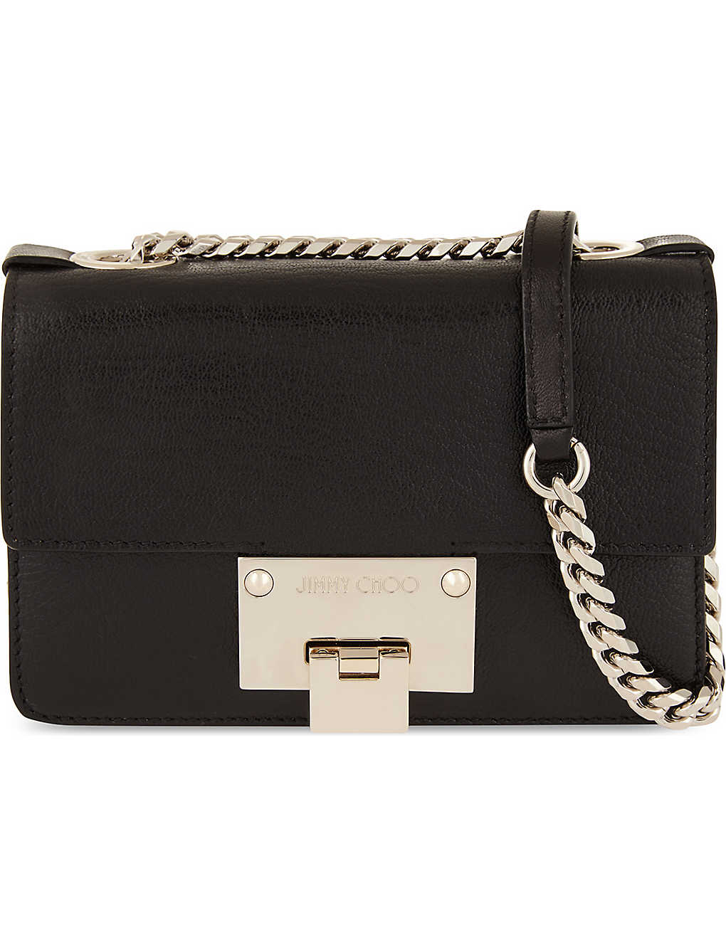 Jimmy Choo Rebel Soft Mini Calf Hair Shoulder Bag Selfridgescom