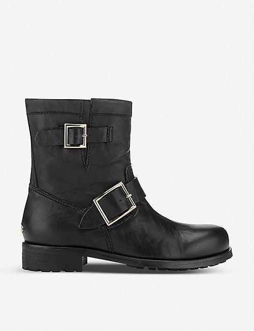 9073c9f52ab5 Biker boots - Boots - Womens - Shoes - Selfridges