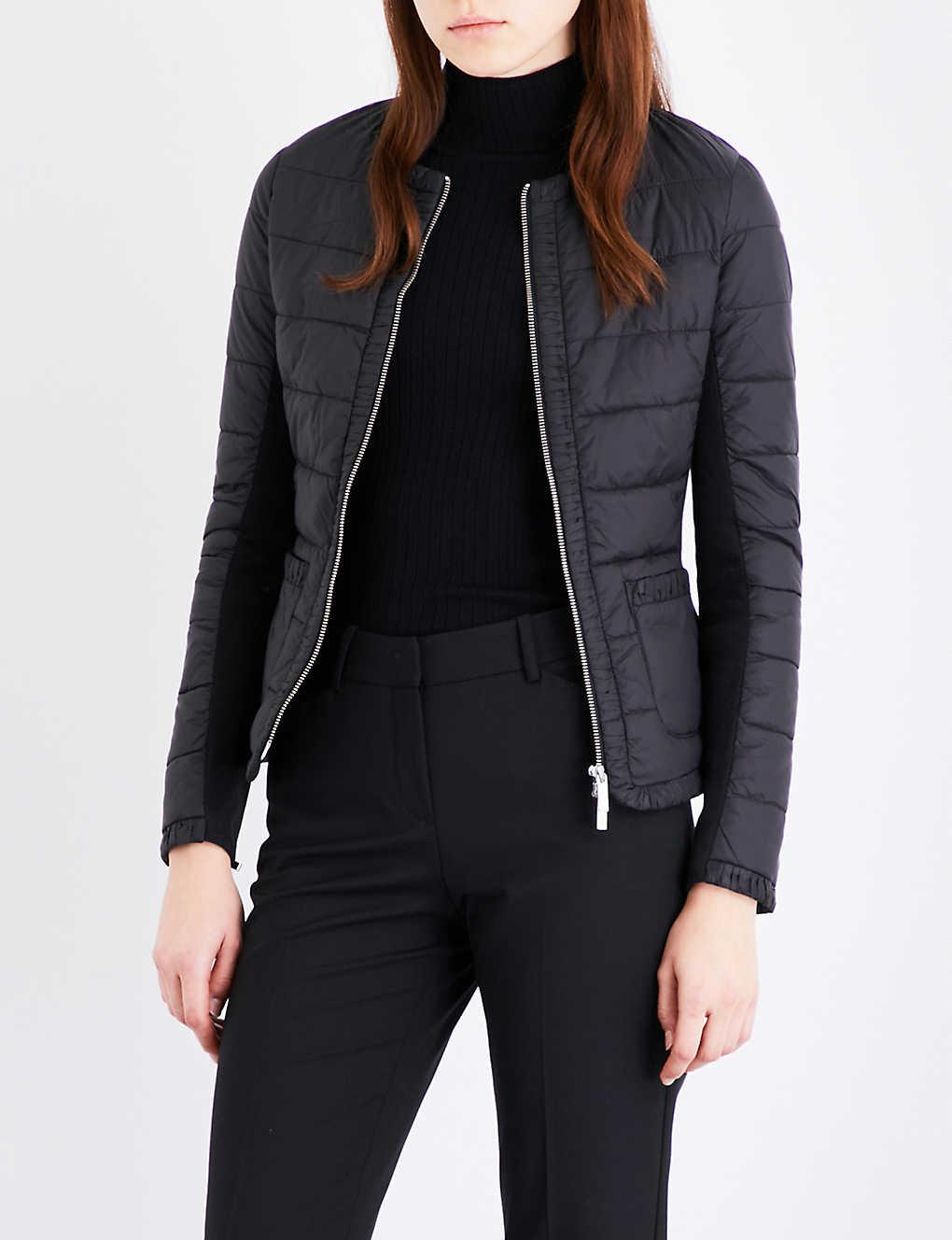 a1fcc62230 KAREN MILLEN - Lightweight padded shell jacket | Selfridges.com
