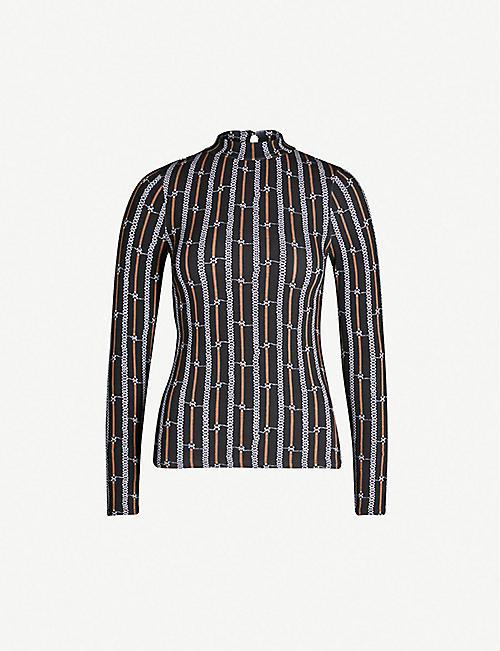 5f33670fb0e059 KAREN MILLEN - Tops - Clothing - Womens - Selfridges | Shop Online