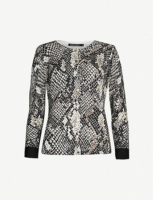 97cf2ee573 KAREN MILLEN - Knitwear - Clothing - Womens - Selfridges | Shop Online