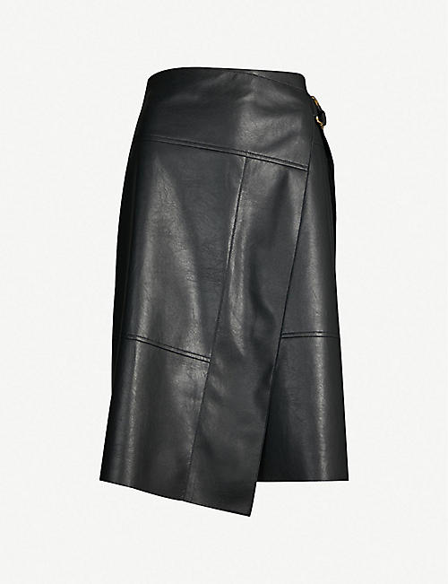 3f4d1dea7 Leather - Skirts - Clothing - Womens - Selfridges | Shop Online