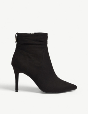 KAREN MILLEN Pointed heeled boots