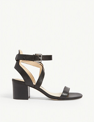 KAREN MILLEN Leather sandals