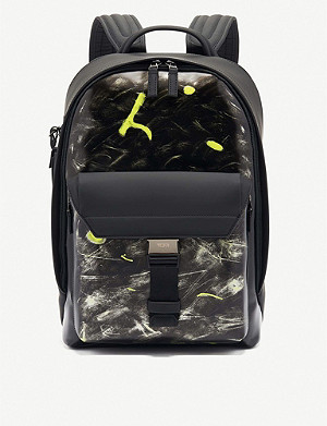 TUMI Morrison leather backpack