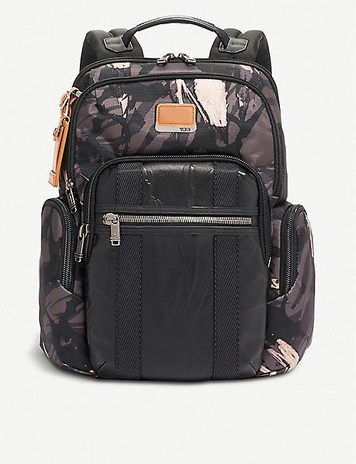 49ea6e478db95c TUMI Alpha Bravo Nellis nylon backpack