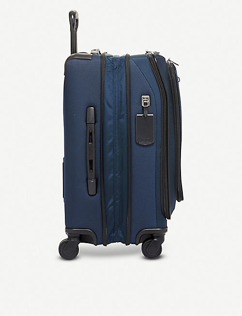 f63f849a1492 TUMI Merge International expandable carry-on suitcase