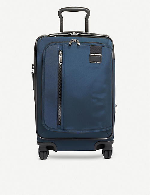 60da41ee070a63 TUMI Merge International expandable carry-on suitcase