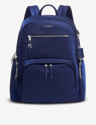 TUMI Carson woven backpack