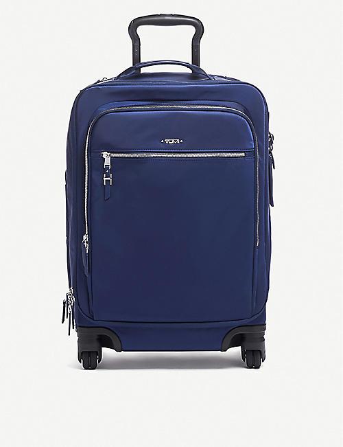 cd4c78fdff91de TUMI Tres Léger International nylon carry-on suitcase