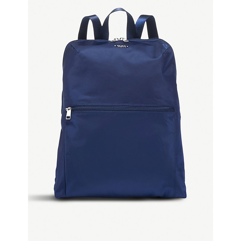 TUMI | Just In Case Coated Canvas Backpack | Goxip