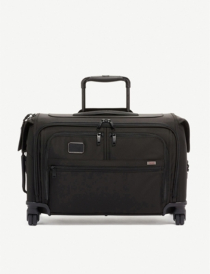 TUMI Alpha 3 four-wheeled garment carry-on bag 37cm