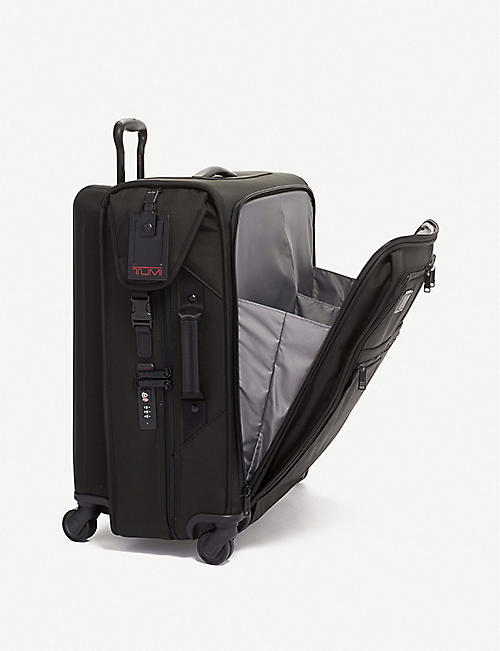 TUMI Alpha 3 Extended Trip four-wheeled garment bag