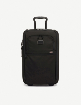 TUMI Alpha 3 International Office two-wheeled carry-on case 56cm