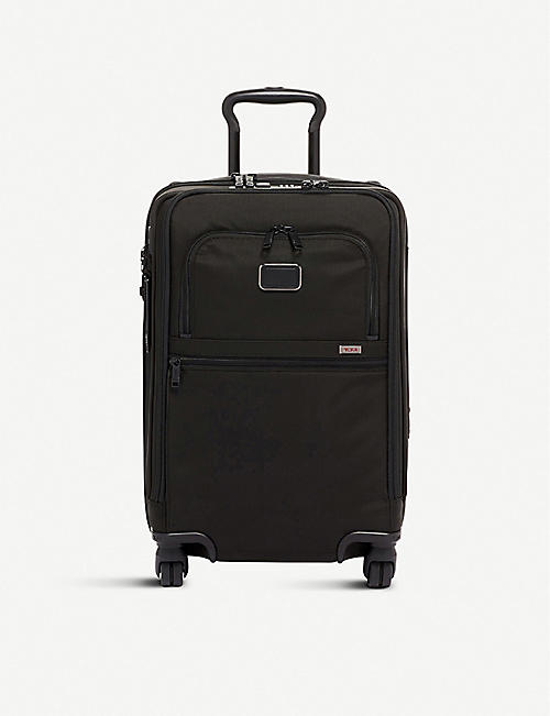 TUMI Alpha 3 International Office four-wheeled carry-on case 56cm