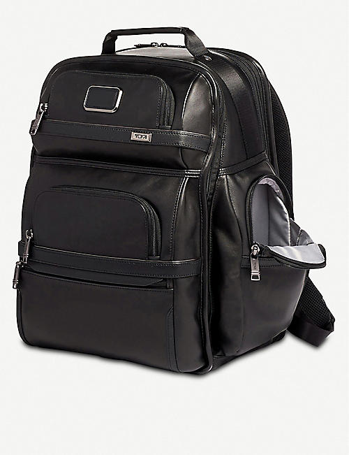 5d5b83c29f1c82 TUMI T-Pass® Business Class Brief leather backpack