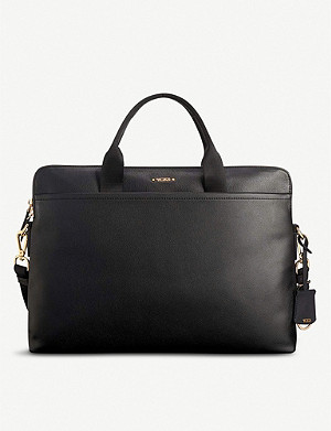 TUMI Joanne nylon laptop briefcase
