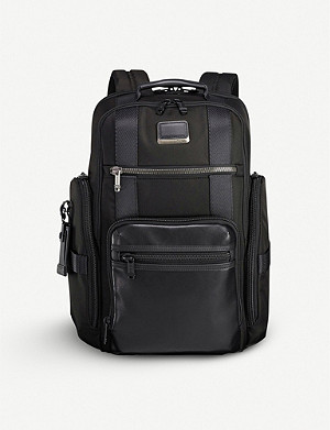 TUMI Alpha Bravo Sheppard deluxe brief backpack