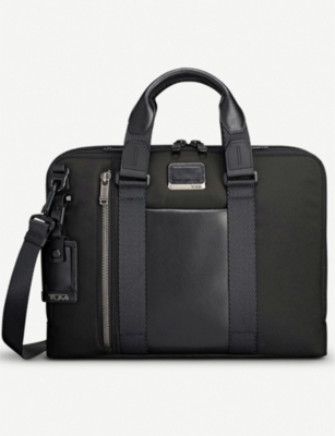 TUMI Aviano slim brief bag