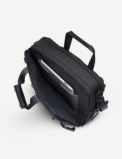 TUMI Nellis ballistic nylon backpack