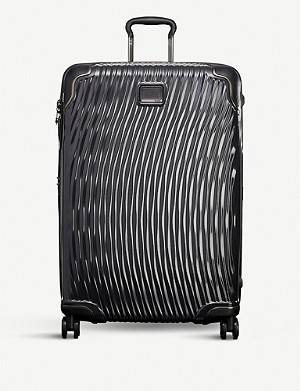 TUMI Latitude Extended Trip packing four-wheel suitcase