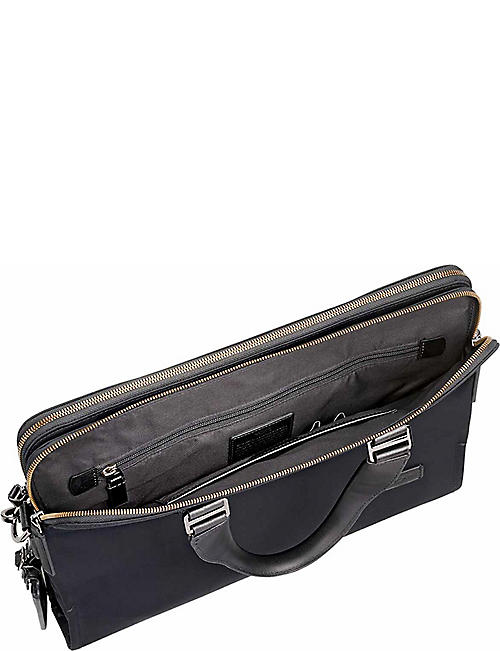 TUMI Seneca slim brief bag