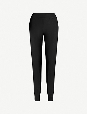 SWEATY BETTY Garudasana stretch-jersey trousers