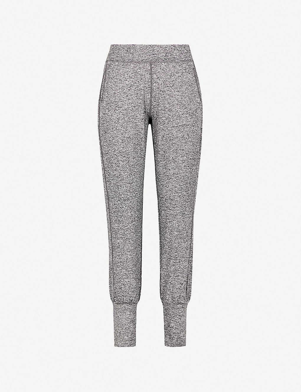 0c8fda9d83 SWEATY BETTY - Garudasana jersey trousers | Selfridges.com