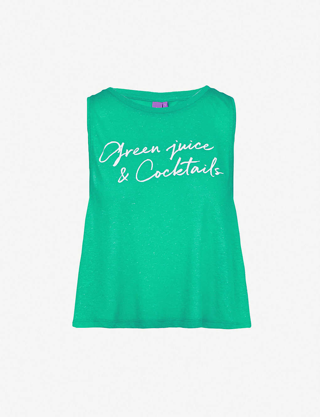 SWEATY BETTY: Summer's Here sleeveless jersey top