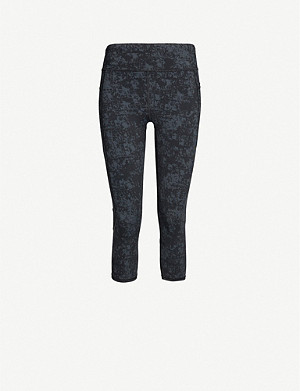 SWEATY BETTY Zero Gravity Crop stretch-jersey run leggings