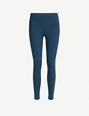 SWEATY BETTY Power Workout stretch-jersey leggings