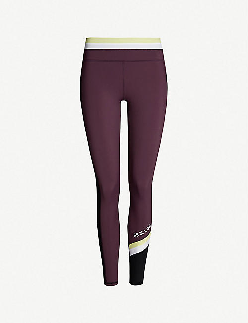 SWEATY BETTY Zero Gravity Run stretch-jersey leggings
