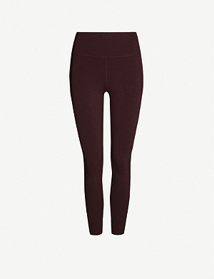 SWEATY BETTY Super Sculpt 7/8 stretch-jersey leggings