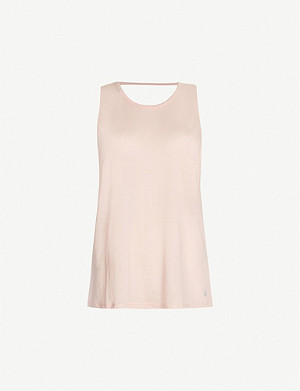 SWEATY BETTY Vision stretch-jersey vest top