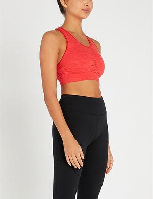 eff8d68e42f70 SWEATY BETTY Stamina stretch-jersey sports bra