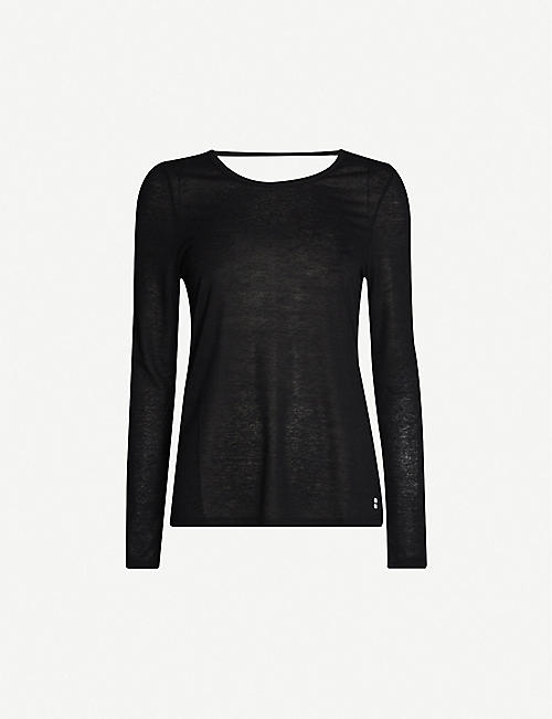 SWEATY BETTY Vision jersey top