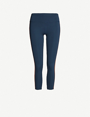SWEATY BETTY Contour 7/8 stretch-jersey leggings