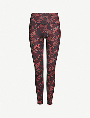 SWEATY BETTY Super Sculpt stretch-recycled jersey leggings