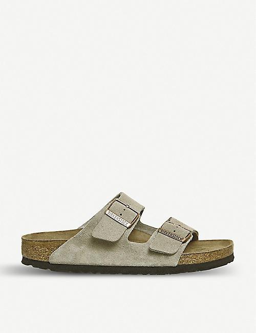 bdedc855e052 BIRKENSTOCK Arizona suede sandals