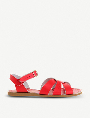 OFFICE Salt Water leather sandals