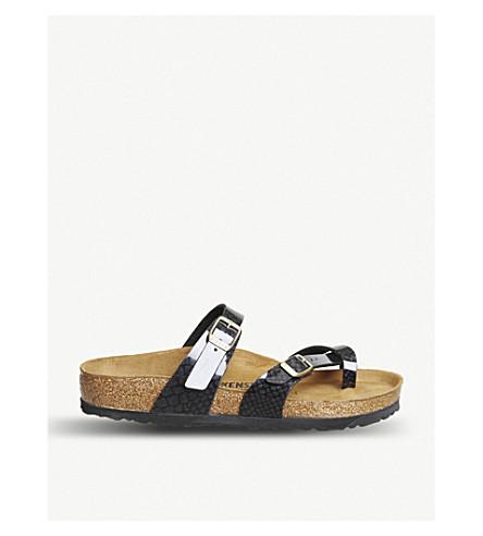 9aac786cc63fd BIRKENSTOCK - Mayari cross strap sandal