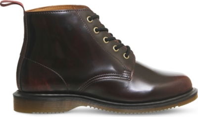 DR. MARTENS Emmeline leather ankle boot