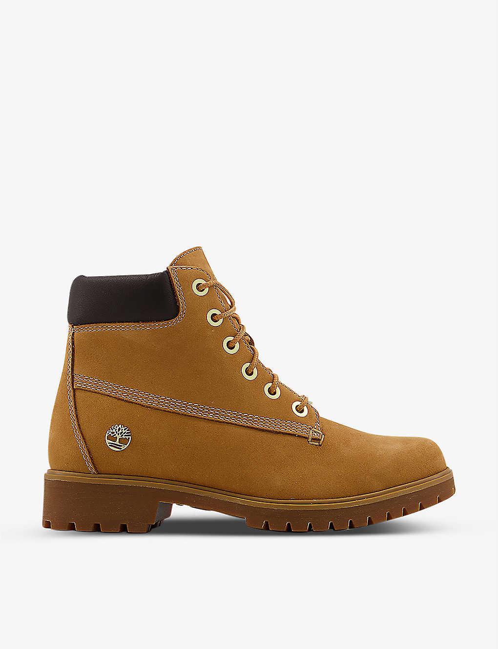 db1273c84a TIMBERLAND - Slim premium leather 6-inch boots | Selfridges.com