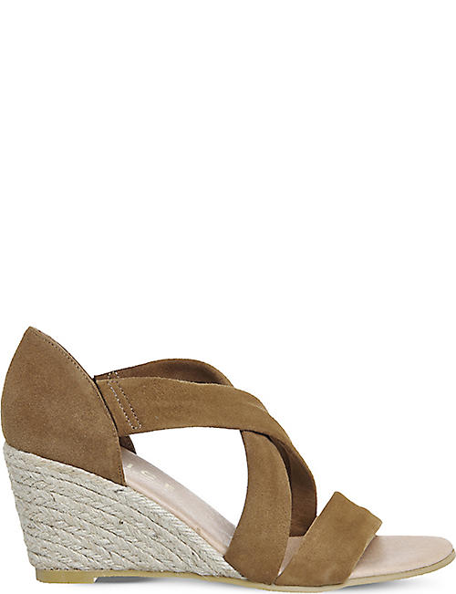 a09ff55f2c6 OFFICE - Wedge sandals - Sandals - Womens - Shoes - Selfridges ...