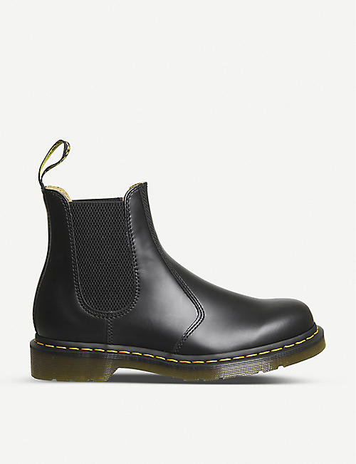 DR. MARTENS: 2976 leather Chelsea boots